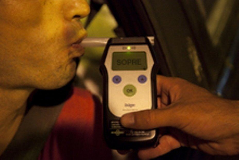 CRIME: PSP detém cinco condutores alcoolizados