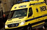 Adolescente de 13 anos em estado crítico depois de ser atingido por árvore