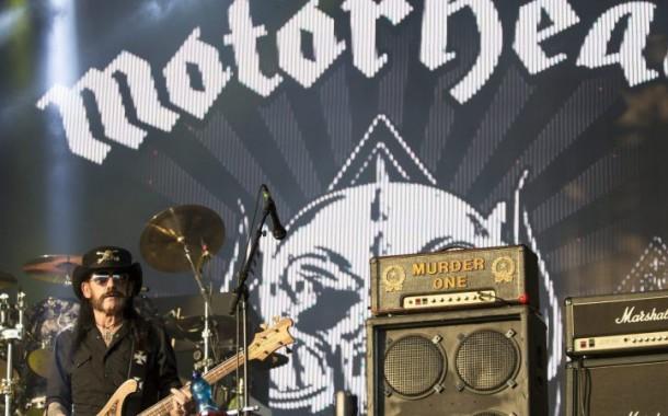 Morreu Lemmy Kilmister, vocalista dos Motorhead