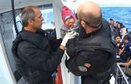 Polícia Marítima resgata mais de 1800 emigrantes e refugiados em três meses na Grécia