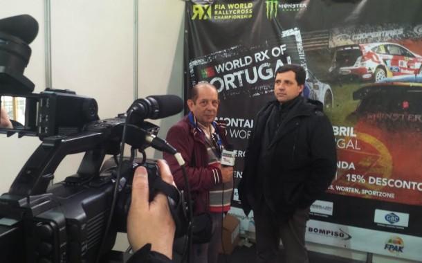 DESPORTO AUTOMÓVEL: Parque de Exposições de Braga acolhe 3º Salão dos Campeões / PRESS MINHO TV