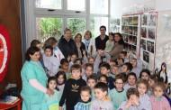 Junta de S. Victor (Braga) ilustra em fotografia actividades do pré-escolar