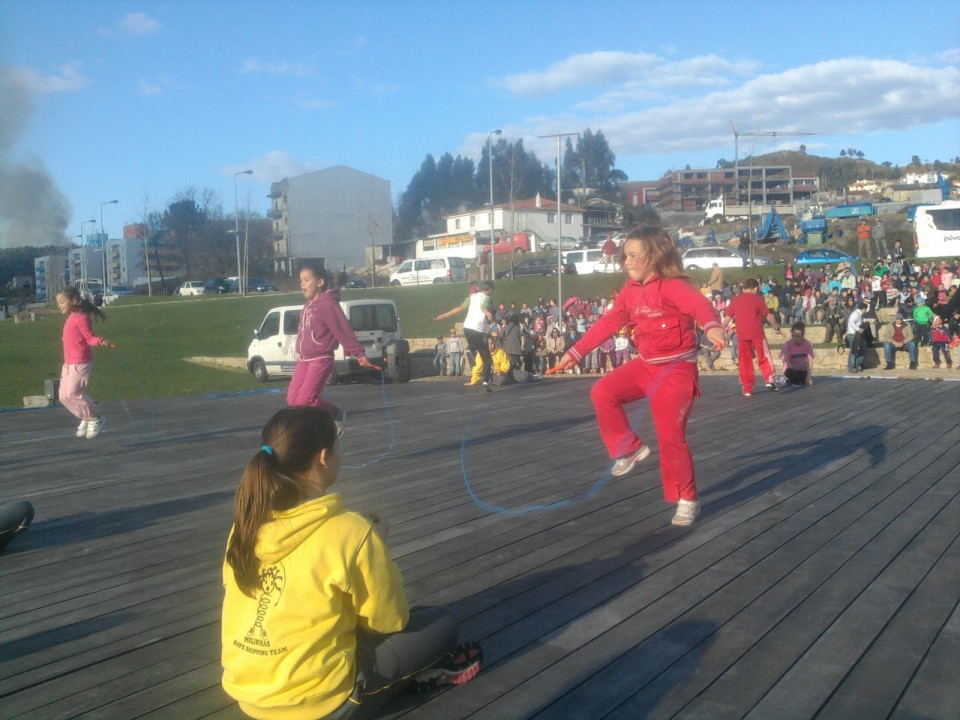 Braga recebe em Julho o 'Mundial' de Salto à Corda