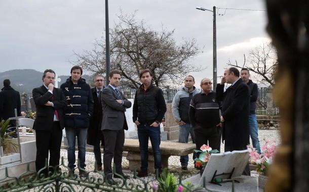 Novo projecto e mais 50 mil euros viabilizam ampliação do cemitério de Sequeira