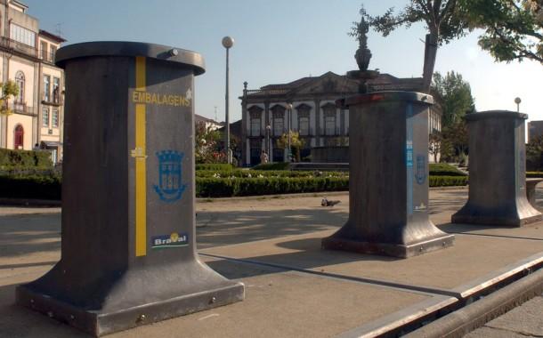 Braval instala mais de 350 ecopontos até 2018