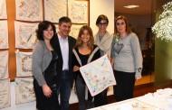 Isabel Silva (TVI) é embaixadora da colecção de jóias 'Audaçias', inspirada nos lenços de namorados