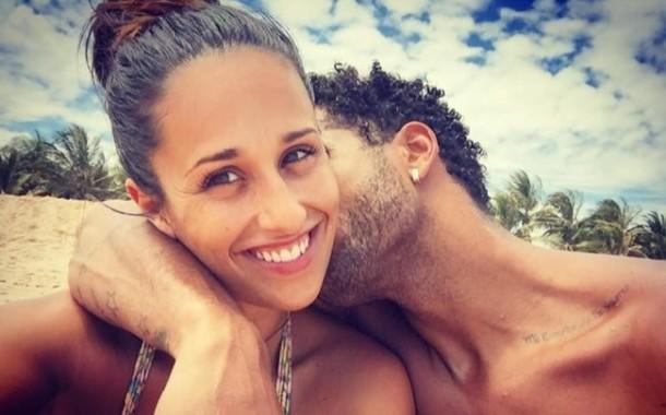 Rita Pereira passa reivillon no Brasil com namorado