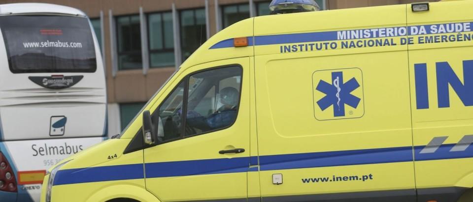 Acidente de trabalho mata camionista da DST em Braga