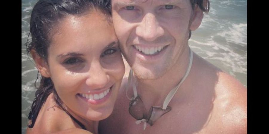 Daniela Ruah declara-se ao marido no dia do seu aniversário