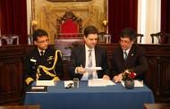 Sociedade Amigos da Marinha do Brasil assina protocolo com Câmara de Braga