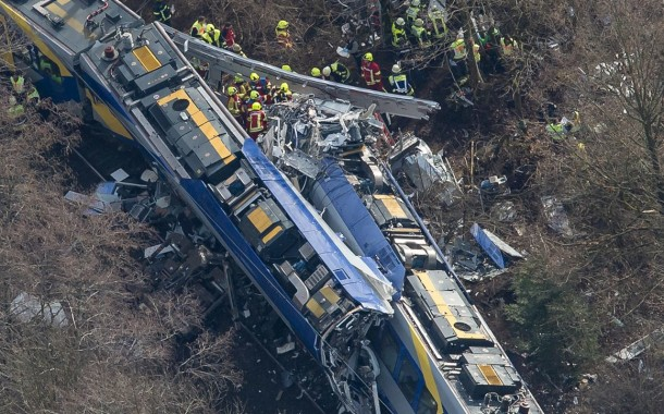 Comissão Europeia disponível para ajudar no acidente ferroviário na Alemanha que fez pelo menos 9 mortos e 50 feridos