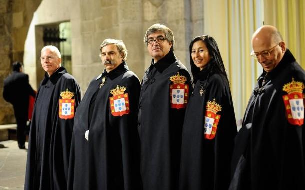 Manuel Beninger membro da Legião D. Afonso de Portugal e Lencastre