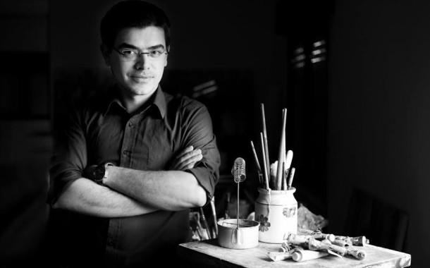 Escultor vilaverdense Maciel Cardeira expõe na Affordable Art Fair e Bruxelas