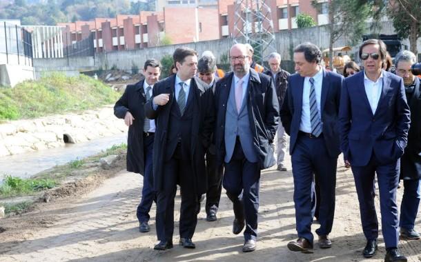 Requalificação do rio Este junto ao INL fica concluída até Abril; Governo intervém em Esposende e Ponte de Lima