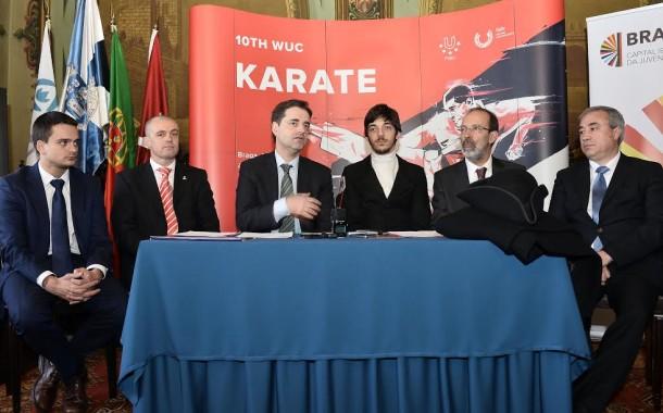 Braga candidata-se a Cidade Europeia do Desporto 2018