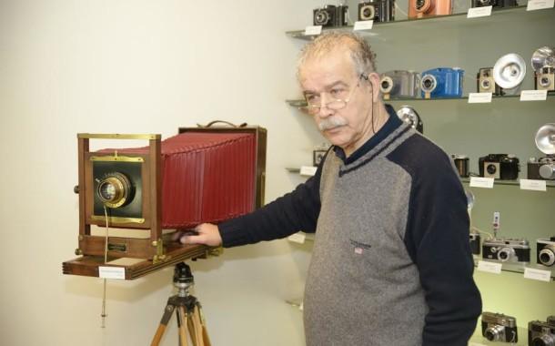 BRAGA: Luís Machado expõe meio milhar de máquinas fotográficas (até final de Março)