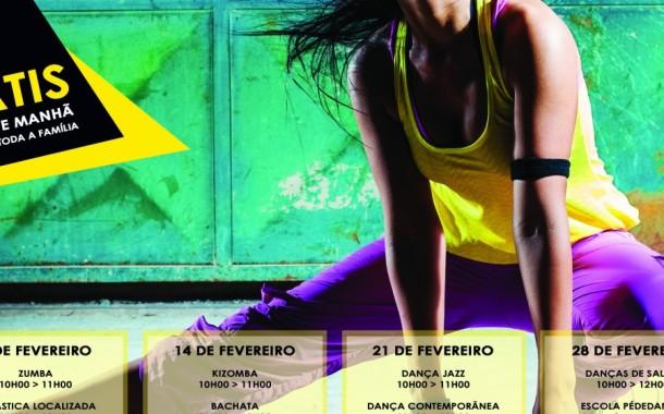 BRAGA: Dança e judo em destaque amanhã no 'Let's Move'