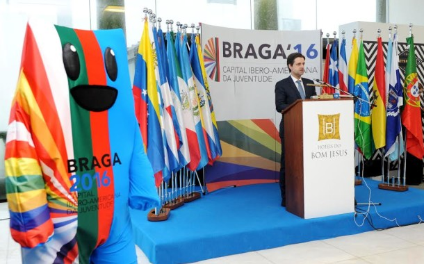 Braga Capital Ibero-Americana da Juventude projecta novas políticas para os jovens