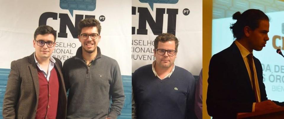 Três jovens de Braga lideram órgão sociais do Conselho Nacional de Juventude