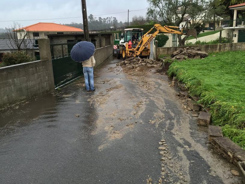 AMARES: 100 mil euros de prejuízos provocados pelo mau tempo no último mês