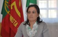 Carla Cruz (PCP) depõe em queixa judicial contra danos da mini-hídrica do Cávado em acção popular