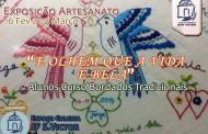 Junta de S. Victor (Braga) mostra bordados inspirados nos lenços dos namorados (Até dia 4)