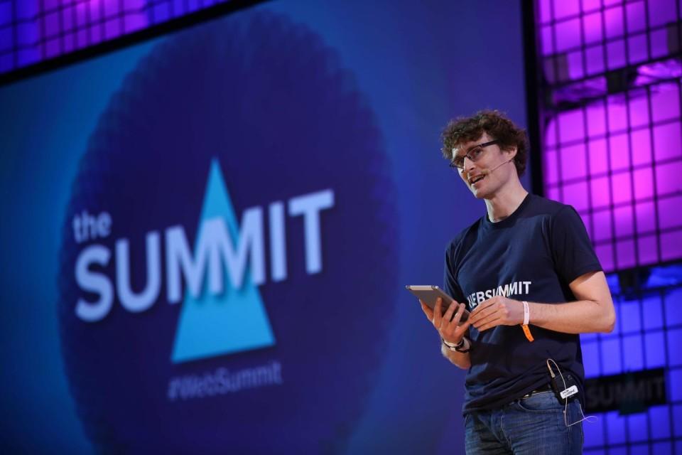 Paddy Cosgrave, pai do Web Summit, elogia Startup Braga