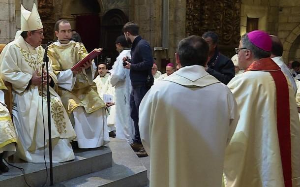 """Novo bispo Braga acompanha de 262 paróquias e missões em período de """"reconfiguração"""" da arquidiocese"""