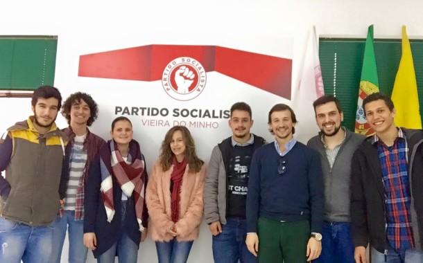 Federação Distrital de Braga da JS cria seis Núcleos de Estudantes Socialistas