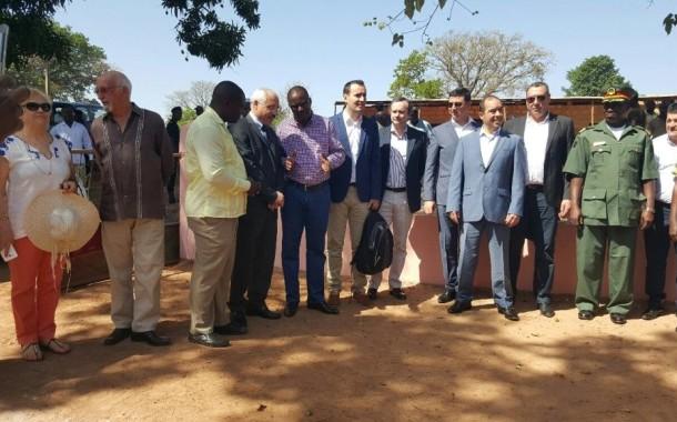 Vila Verde assina protocolos de cooperação institucional e associativo na Guiné-Bissau