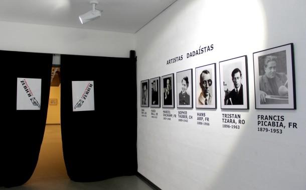 Bienal de Cerveira abre porta do 'Café Voltaire', epicentro do Dadaísmo (até 9 de Abril)