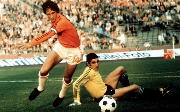 Morreu Johan Cruyff