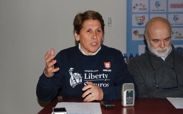 """Aurora Cunha amanhã em Vila Verde para debater """"Desporto no Feminino"""""""