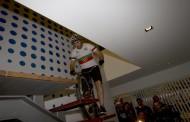 João Sousa subiu 200 escadas do edifício Primavera (Braga) em 4.23 minutos