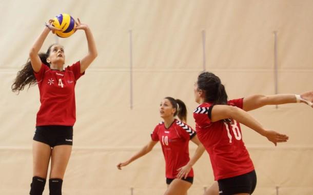 Voleibol da AAUMinho está nas fases finais dos campeonatos universitários