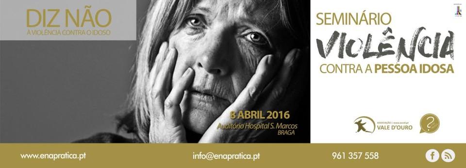 Hospital de Braga debate violência sobre idosos
