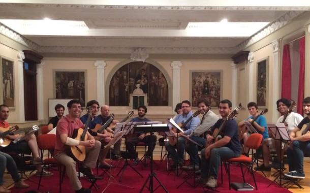 Orquestra de Cordas Dedilhadas encerra domingo no Theatro Circo III Festival de Guitarra de Braga (Dia 6)