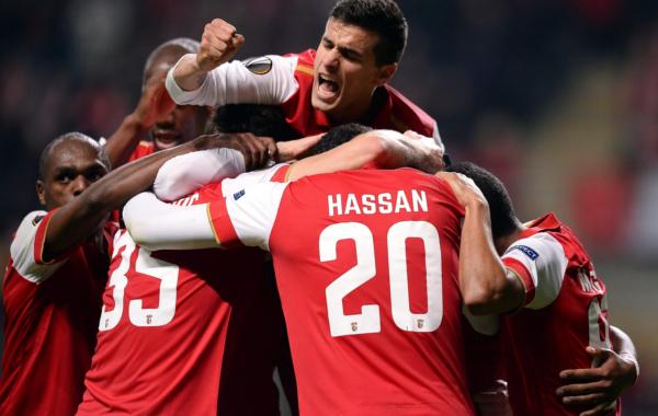 DESPORTO: Triunfo do Sp. Braga coloca Portugal no 5.º lugar do ranking da UEFA; Gverreiros recebem Shakhtar Donetsk