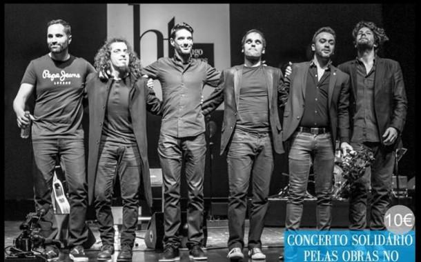 Concerto solidário de Hugo Torres para obras no Sameiro