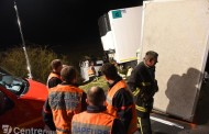ÚLTIMA HORA: 12 portugueses mortos em colisão entre 'minibus' e camião em França
