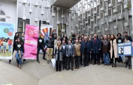 Viajar é bom, viajar solidariamente é melhor: jovens chegam a Braga de Intra-rail e ajudam Colégio S. Caetano