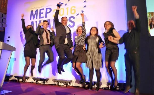 José Manuel Fernandes eleito Melhor Eurodeputado na categoria de Assuntos Económicos e Monetários