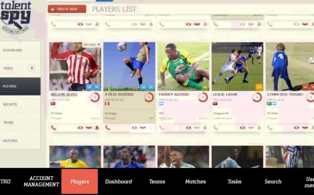 Talent Spy organiza a partir de amanhã em Braga torneio para descobrir novos talentos no futebol