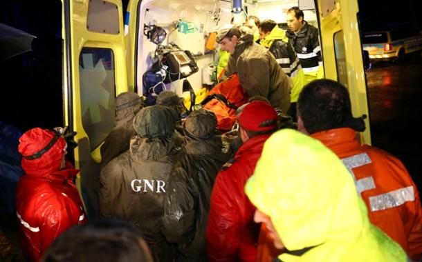 Resgatados nos Carris (Gerês) notificados para pagar multa de 200 euros