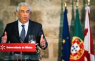"""Bosch cria 1000 postos de trabalho em Braga até 2018; António Costa diz que cidade """"é exemplo de desenvolvimento""""."""
