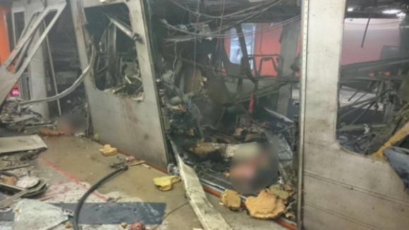 Portuguesa ferida nos atentados de Bruxelas regressou a casa; Bombas provocam 34 mortos, número pode aumentar