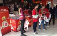 Cruz Vermelha recolhe de bens essências nas lojas Continente até domingo