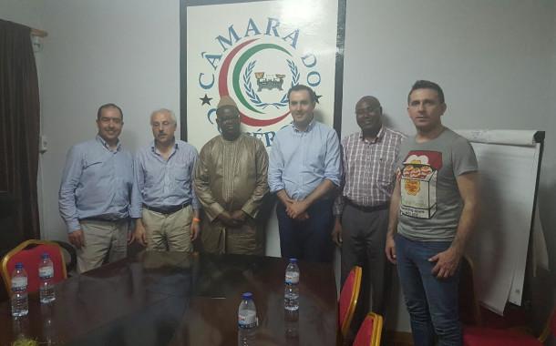 AEVIVER e Câmara de Comércio da Guiné-Bissau acordam assinatura de memorando de entendimento