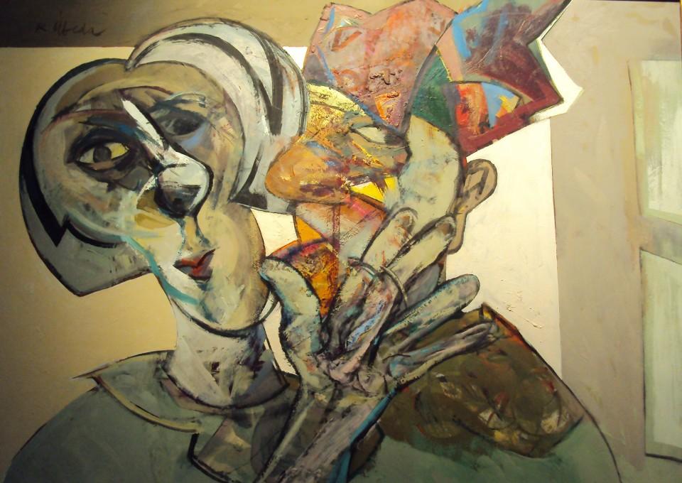 Galeria Municipal de Barcelos recebe 'Encontros Harmónicos' de Rafael Úbeda