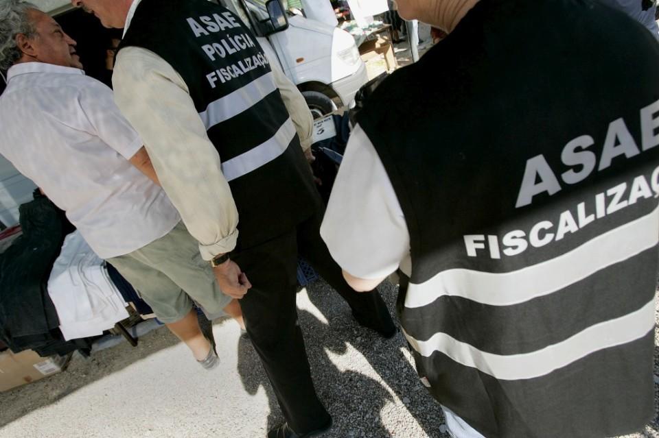 ASAE apreende mais de 7,5 toneladas de leitão em Ílhavo